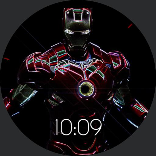 Iron Man - WatchMaker Watch Faces