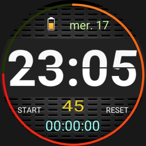 Luthosa Flip-Flop Stopwatch