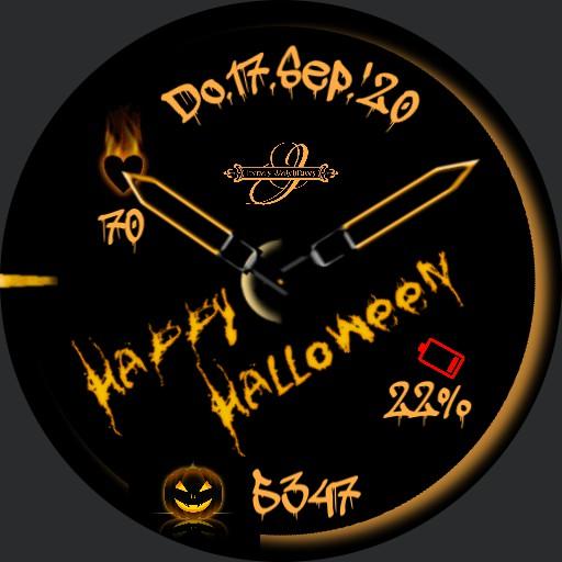 Halloween 2 Schriftanimation u Sound
