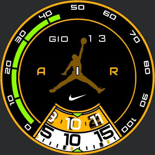 UnOfficial Air Jordan Sport Watch