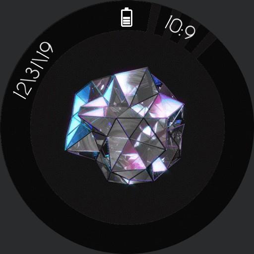 Dancing Diamond
