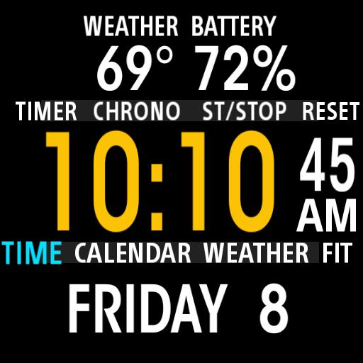 Weather and Battery