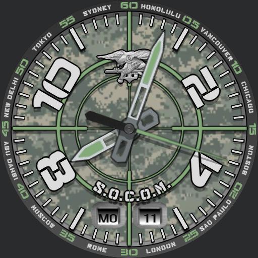 S.O.C.O.M Tactical