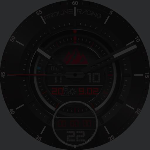 JRF UMA proline Chrono