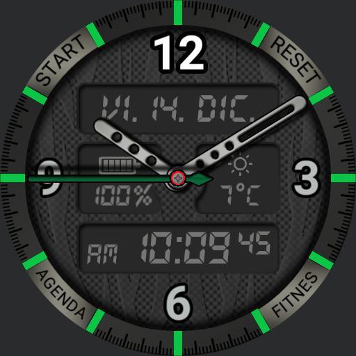 Sportwatch V1.5 OH green