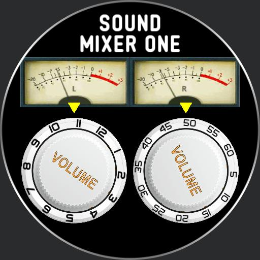 sound mixer one
