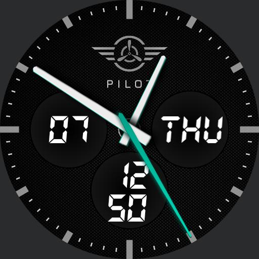 The Pilots Watch by GUS
