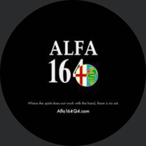 Just Alfa Romeo 164