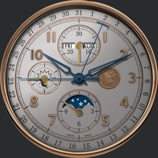 Bornova Ephesos Chronograph 7751