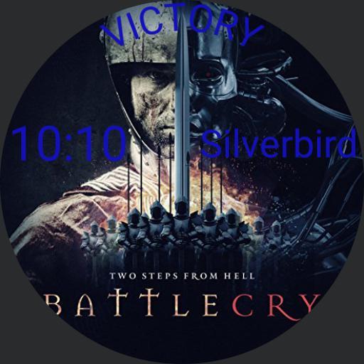 Battlecry Album Cover