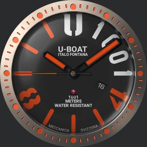 U-Boat 1001 handy
