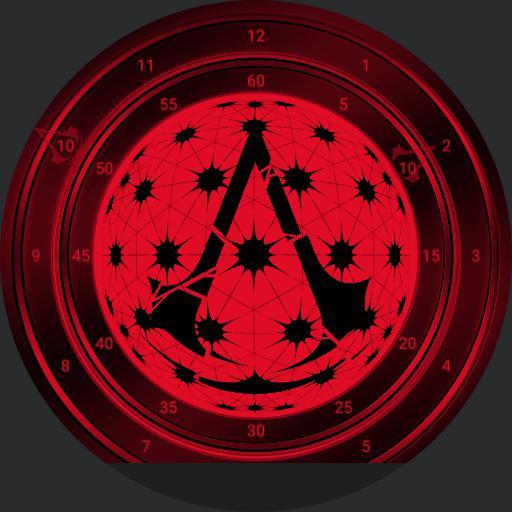 Assassins Creed Watchface