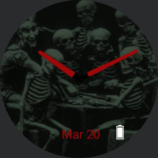 Skeleton Poker