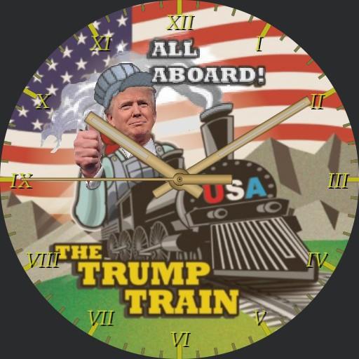 Trump train 2