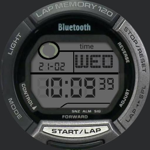 AndyMc Fakasio Digital watch 1 w/SW