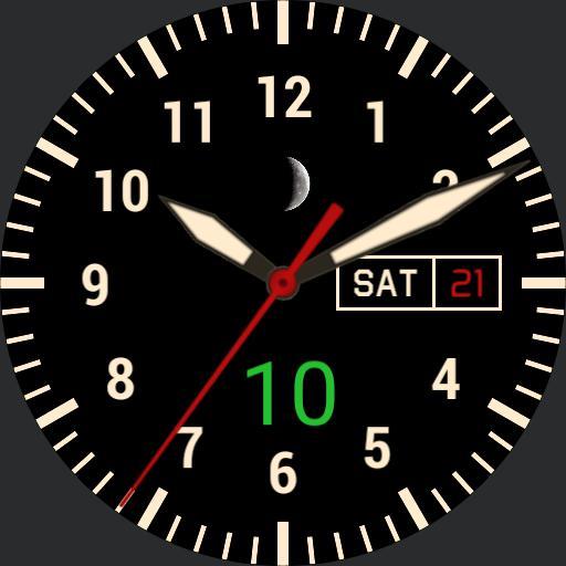 Johnny Bramble Classic Moon Watch Copy