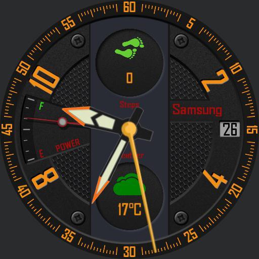 Samsung Gear Sporty 1.0