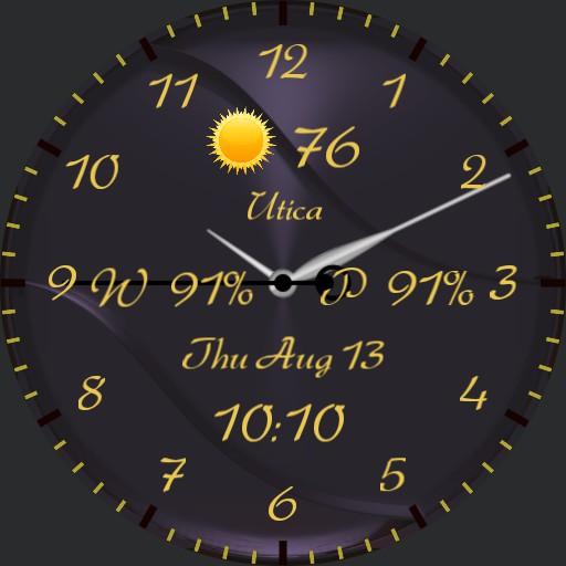 geris first simple watch by geri