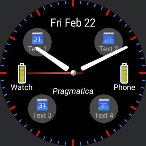 Pragmatica - Phone Centric V.3