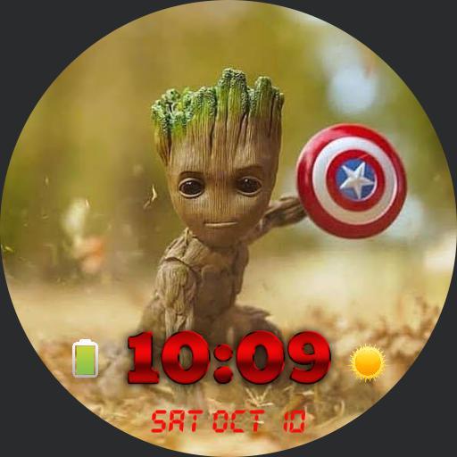 Captain Groot
