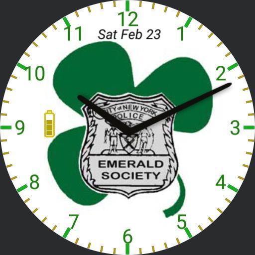 NYPD EMERALD