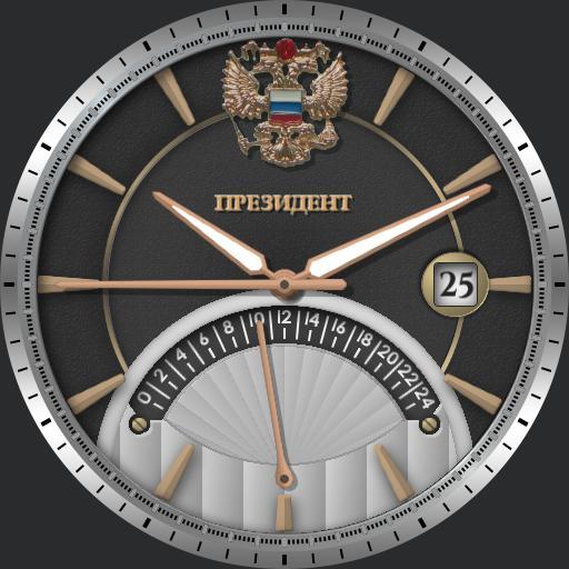 Russian Poljot President 13019010