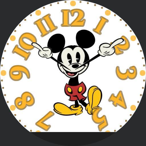 Paul Rudish Mickey