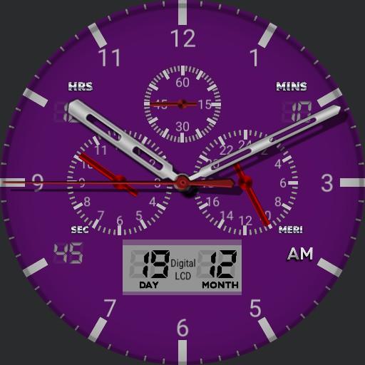 premium watch face v4