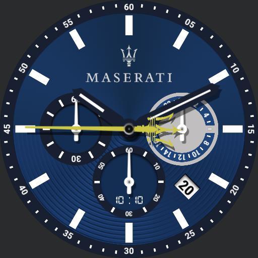 Maserati Sorpasso v2.2