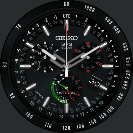Astron SSE121J Giugiaro Design