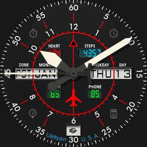 Aviator Dual Dial v2