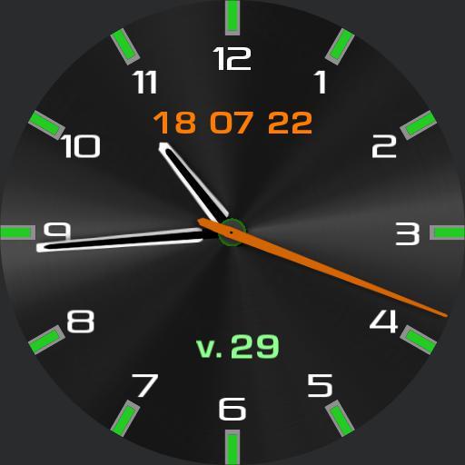Chronograph Grey
