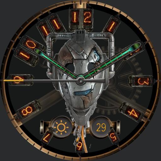 Handles Cyberman