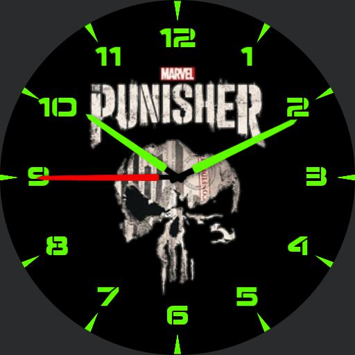 Ludawatch Punisher minimalist edition