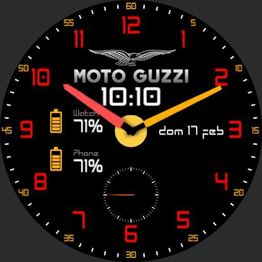 Guzzi  001 12h analogic