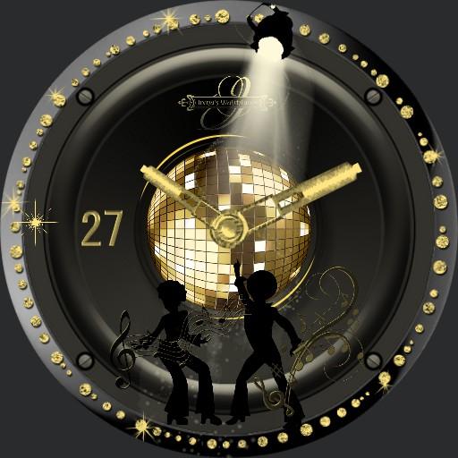 DISCO  Animation Gold