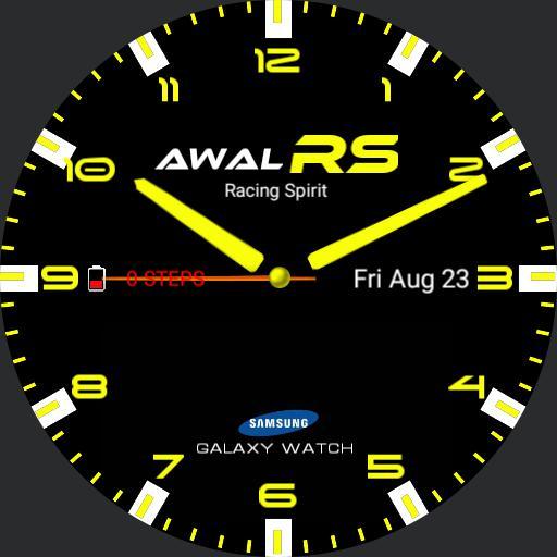 AWALRS - Racing Spirit