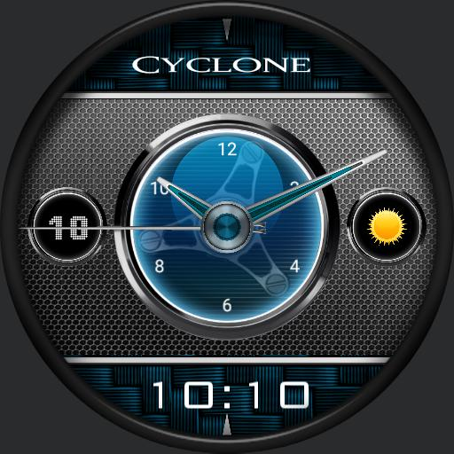 Cyclone ll ucolor 24h
