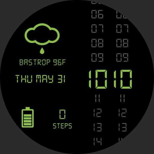 simple green digital