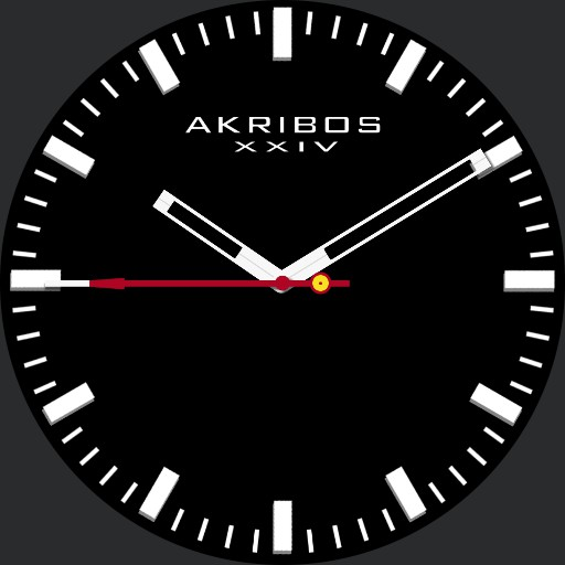 Akribos XXIV Minimal color changer Copy