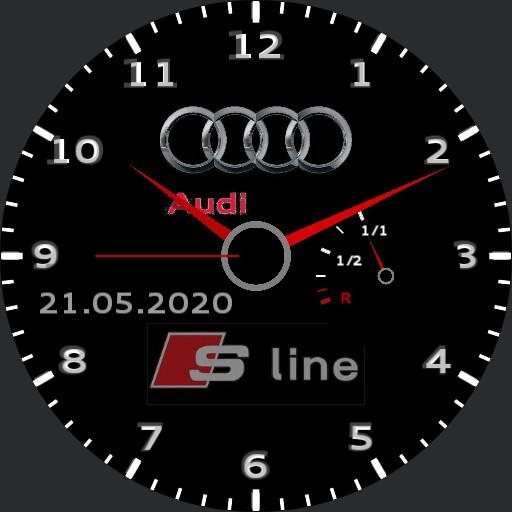Audi S line  Schatz