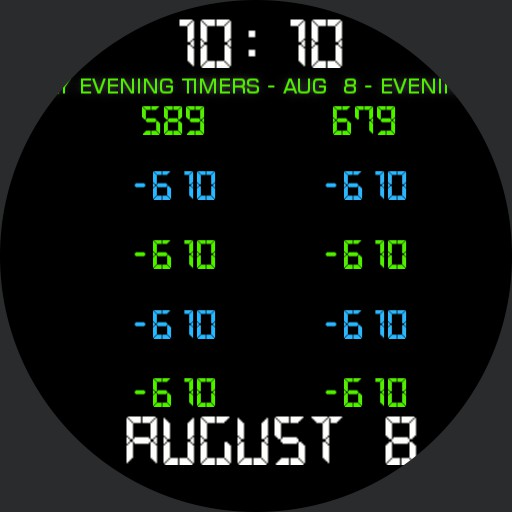 Countdown to Calendar Events