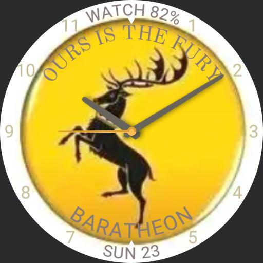 GOT Baratheon