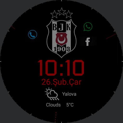 BJK watch