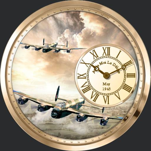 Dambusters 75th Anniversary watch