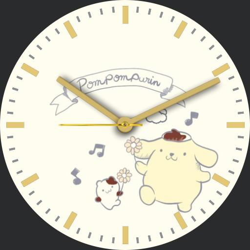 Pompompurin watch