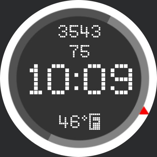 jogging watch