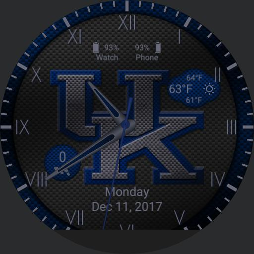 University of Kentucky Carbon Fiber