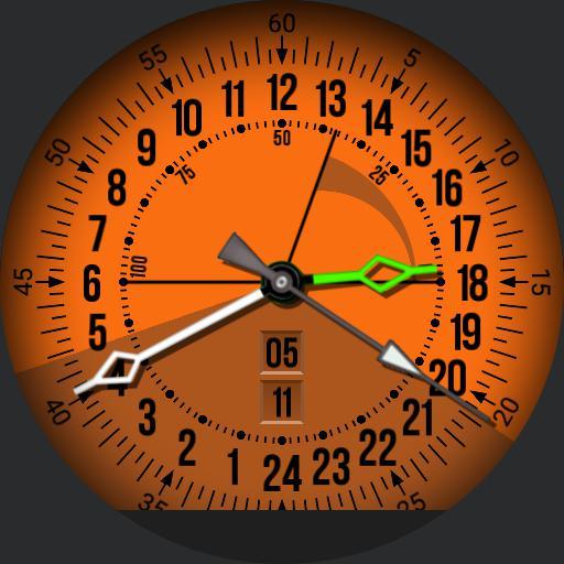 24h Orange