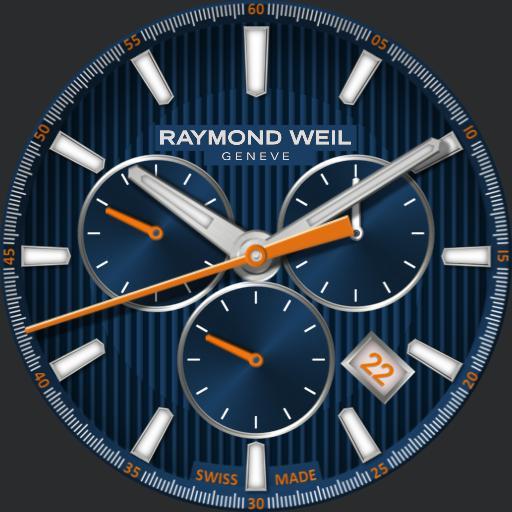 Raymond Weil Tango 300 Blue